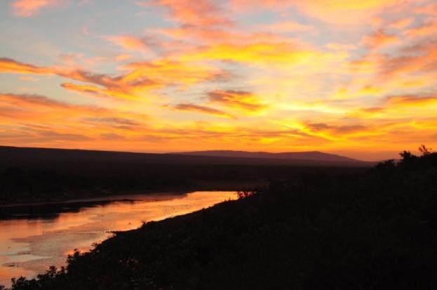 Sunrise at De Hoop