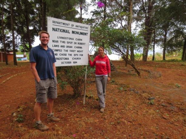 Exploring Livingstonia