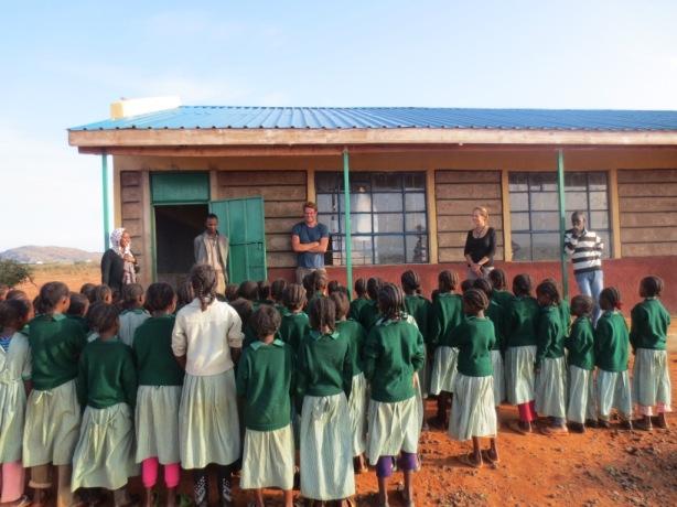 Our visit to Turbi Nomadic girls school