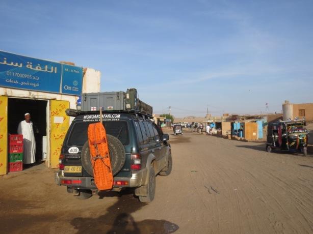 Down town Wadi